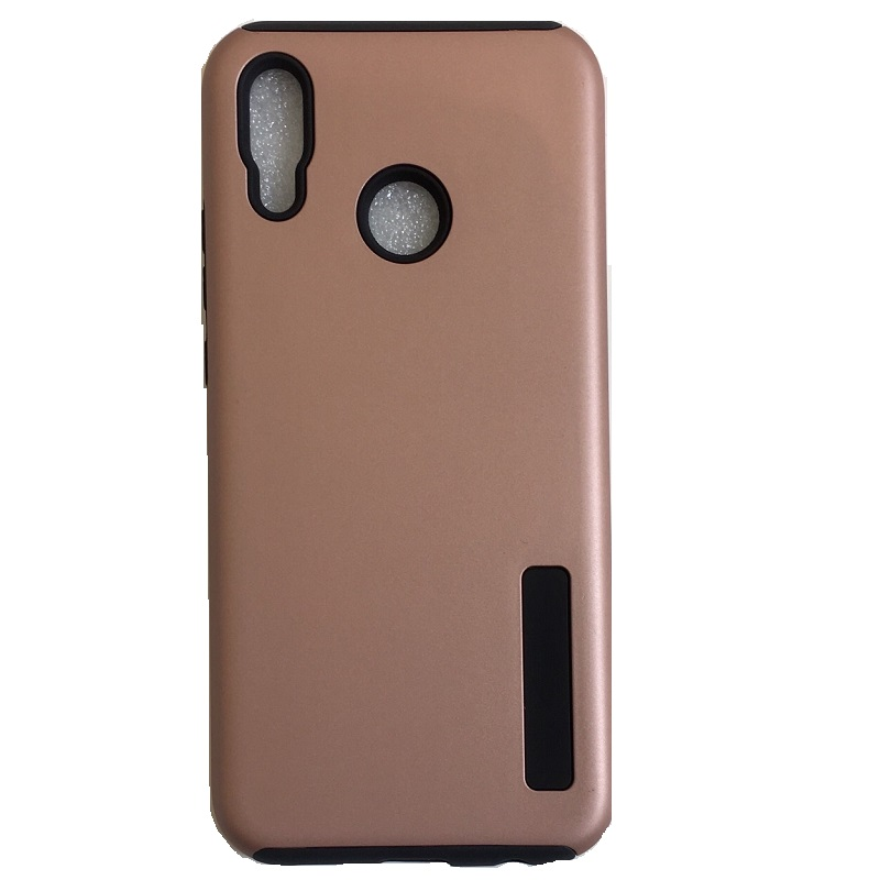 best loved 972ca 50f64 Huawei P20 Lite Dual Layer Protective Cover RoseGold