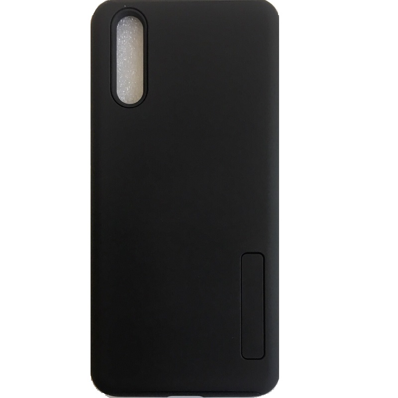/mobiletech-huawei-p20-Dual-Layer-Armor-Cover-Black
