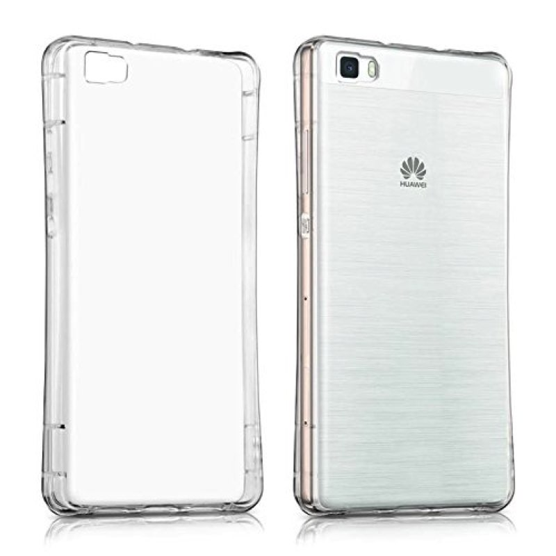 new concept cd830 07ac0 Huawei P8 Lite Jelly Clear Case