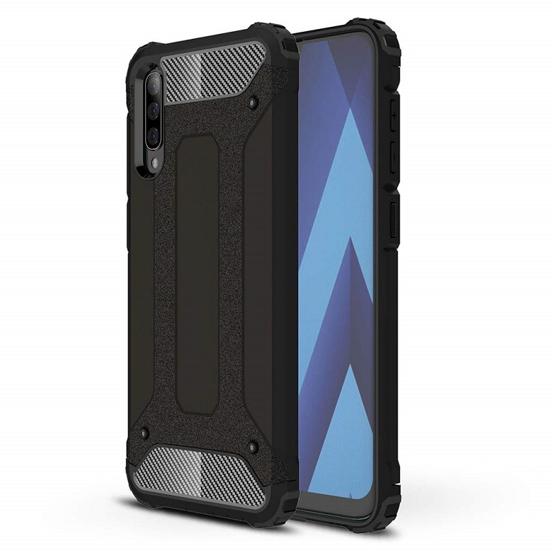 mobiletech-a70-luxury-armor-case-black