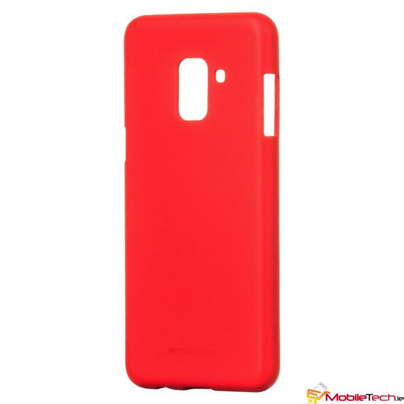 mobiletech-samsung-galaxy-a8-2018-goospery-soft-feeling-red