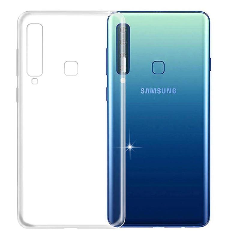huge discount 4b61e 14e83 Samsung Galaxy A9 (2018) Silicon Clear TPU Case