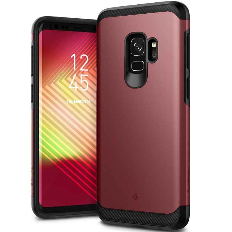 mobiletech-samsung-galaxy-s9-plus-caseology-legion-series-Burgundy-COVER