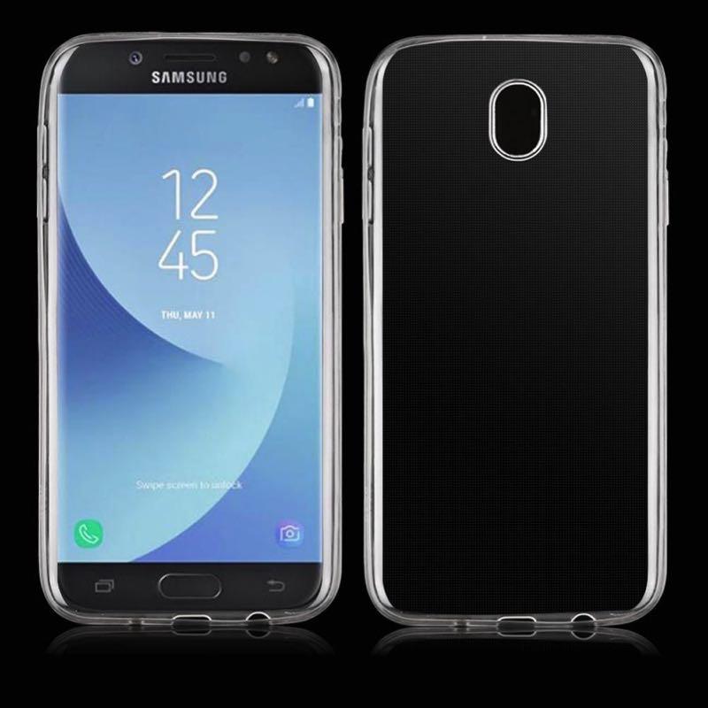 the latest 7f0e0 5f942 Samsung Galaxy J3(2017) Jelly Case Clear