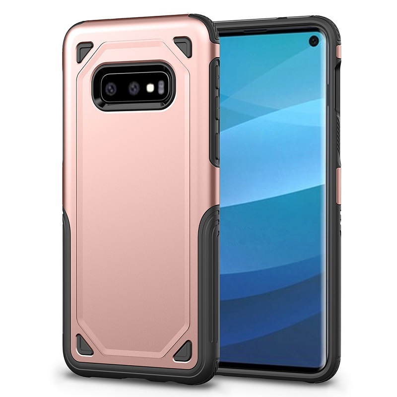 mobiletech-samsung-galaxy-s10e-shockproof-case-rosegold