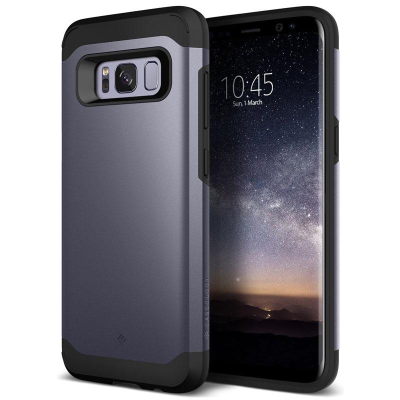 the latest 61371 b64b4 Samsung Galaxy S8 Plus Caseology Legion Series Case - Orchid Gray