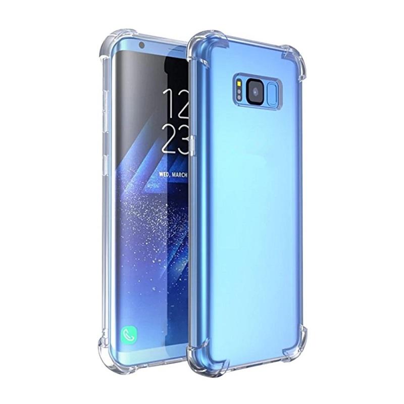 best website 8e27a 8847c Samsung Galaxy S8 Super Protect Anti Knock Clear Case