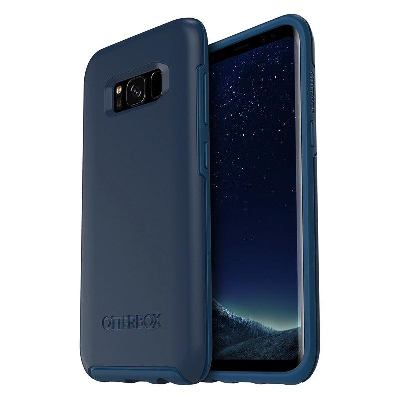 Samsung S8 Plus Otterbox Symmetry Series Case Blue