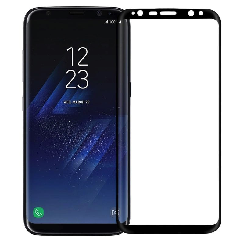 huge selection of c4c10 8cdd6 Samsung Galaxy S8 Plus Tempered Glass Screen Protector