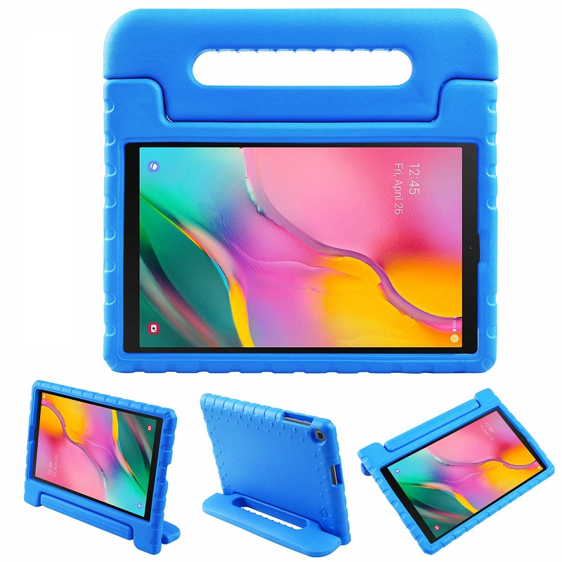 mobiletech-t510-kidscase-with-STAND-Blue