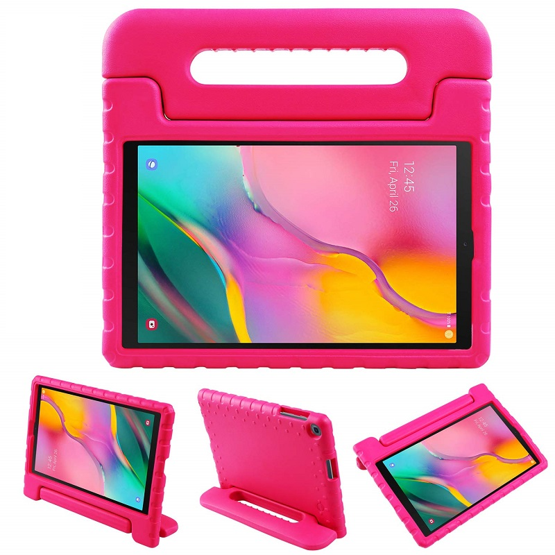 mobiletech-t510-kidscase-with-STAND-pink