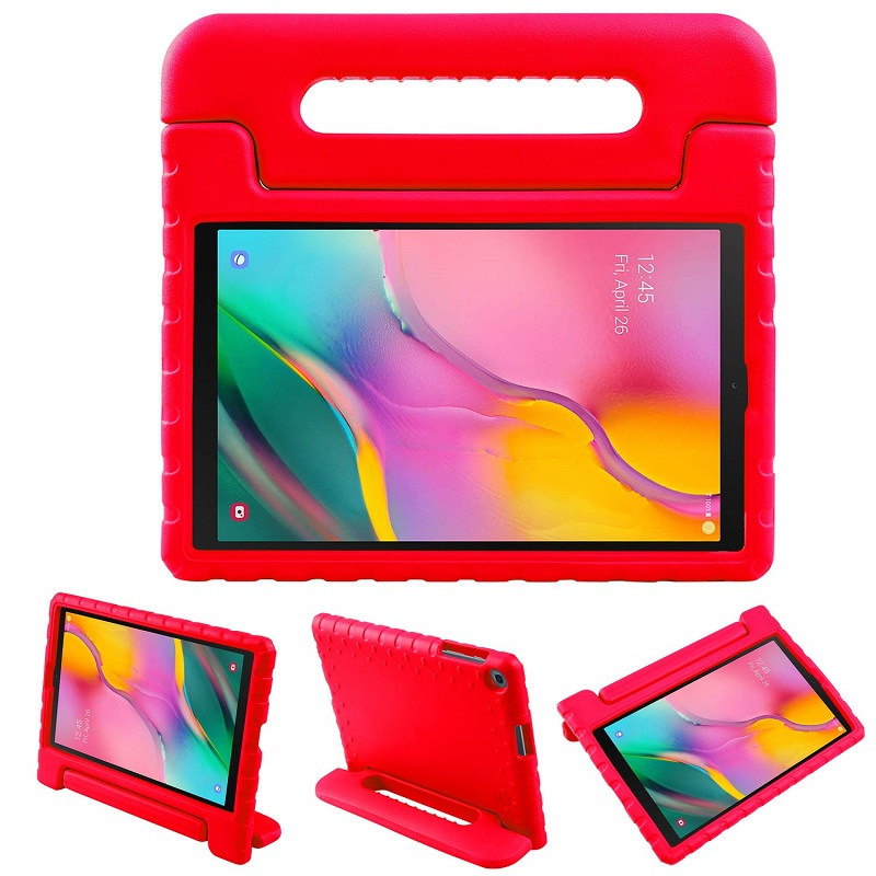 mobiletech-t510-kidscase-with-STAND-red