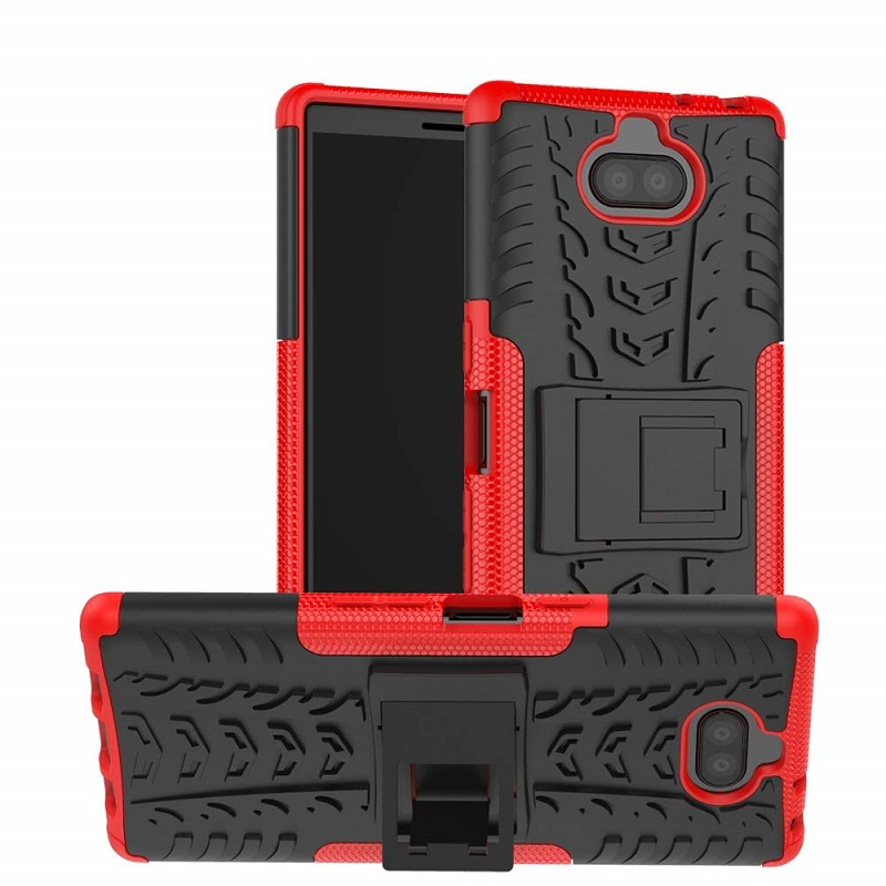 sony-xperia-10-tyre-defender-red