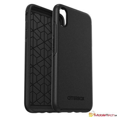 iPhone XS Max Case OtterBox Symmetry Series  Cover Black