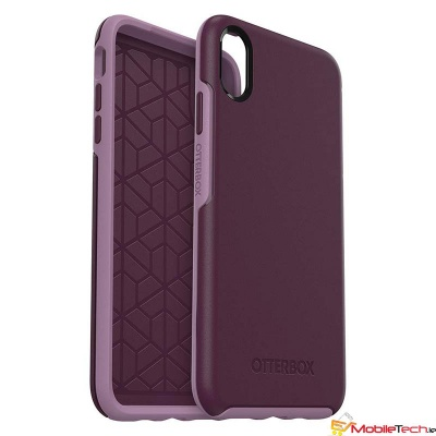 iPhone XS Max Case  OtterBox Symmetry Series  Cover Tonic Violet