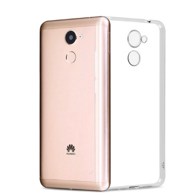 Huawei Y7 Silicon Case Clear