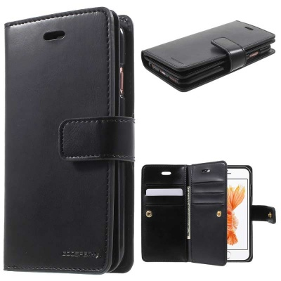 iPhone 6/6s Mansoor Wallet Case Black