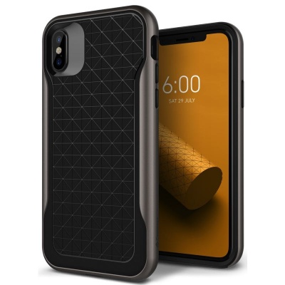 iPhone X Case Caseology Apex Case Black