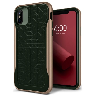 iPhone X Case Caseology Apex Case PineGreen