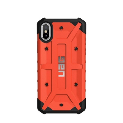 iPhone X UAG Pathfinder Feather-Light Case Rust