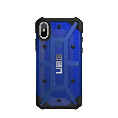 iPhone X UAG Plasma Feather-Light Case Cobalt