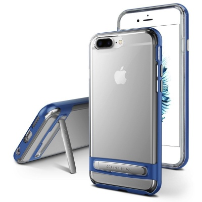 iPhone 8/7 Plus Goospery Dream Bumper Case CoralBlue