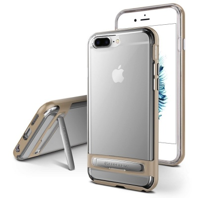iPhone 8/7 Plus Goospery Dream Bumper Case Gold