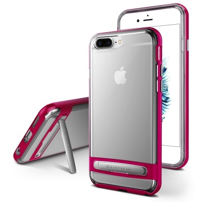 iPhone 8/7 Plus Goospery Dream Bumper Case Hotpink