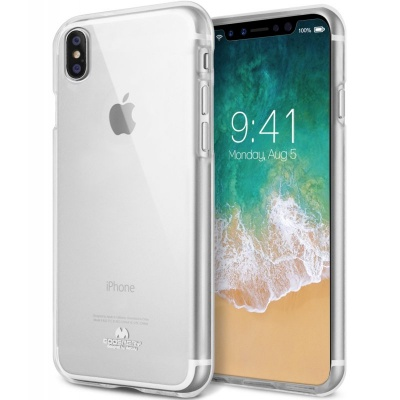 iPhone X Case Goospery Jelly Case Clear