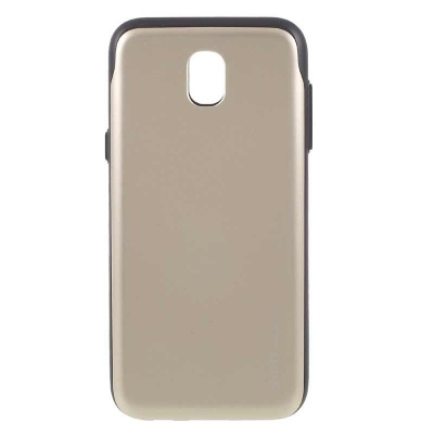 Samsung Galaxy J5(2017)  Sky Slide Bumper Case  Gold
