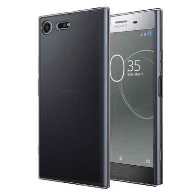Sony Xperia XZ1  Silicon Clear Case