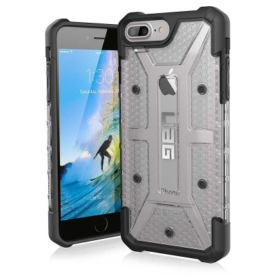 iPhone 8/7 Plus UAG Plasma Series Case Ice Black