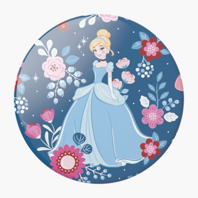 Princess Pop Socket