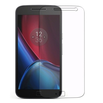 Motorola G4 Plus Tempered Glass Screen Protector