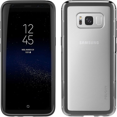 Samsung Galaxy S8 Plus Peli Adventurer  HPX shock absorbing material Clear/Black