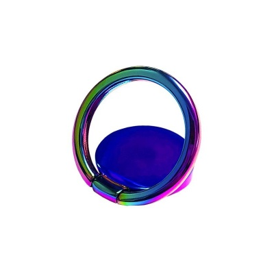 Iridescent Phone Ring Holder | iDecoz