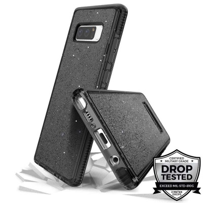 Samsung Galaxy Note 8 Prodigee SuperStar Series Cover Smoke