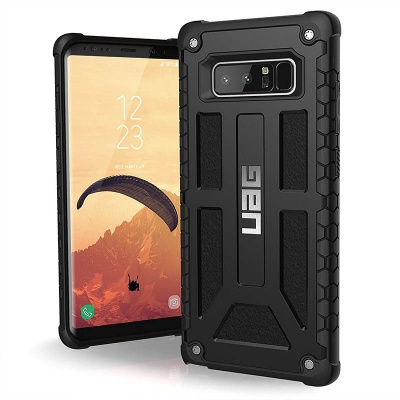 Samsung Galaxy Note 8 UAG Monarch Series Case Black