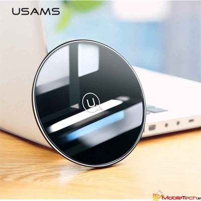 Glass Wireless Charger|USAMS