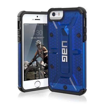 iPhone SE/5S/5 UAG Plasma Series Case Cobalt