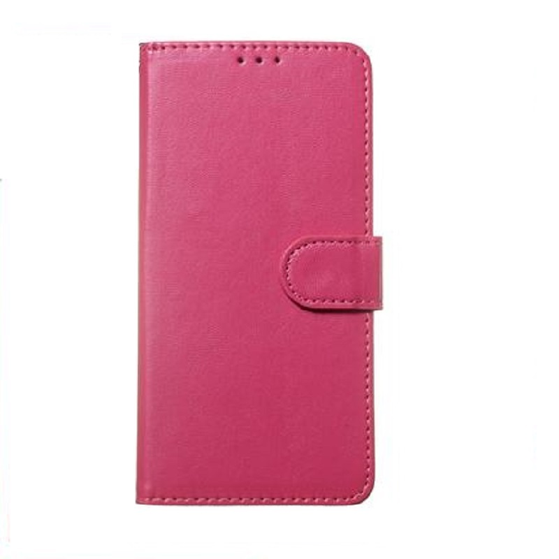 Huawei P smart 2019 Wallet Case Red