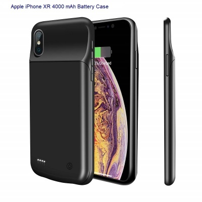 iPhone XR Battery Charger Case|4000 mAh|USAMS