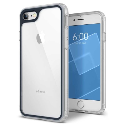 iPhone SE (2nd Gen) and iPhone 7 / iPhone 8 Case Caseology Coastline- DeepBlue