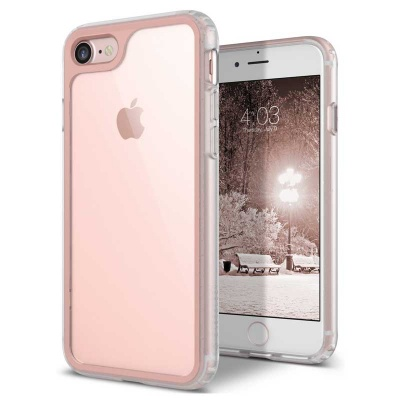 iPhone 7/8 Plus   Coastline Series Case - Pink