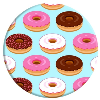 Donut Pop Socket