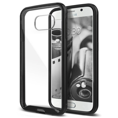 Samsung Galaxy S6 Caseology Waterfall Series Case - Black
