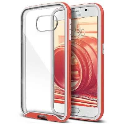 Samsung Galaxy S6 Caseology Waterfall Series Case - Pink