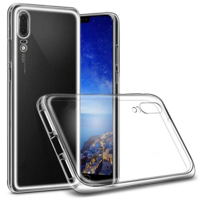 Huawei P20 Pro Silicon Clear Cover