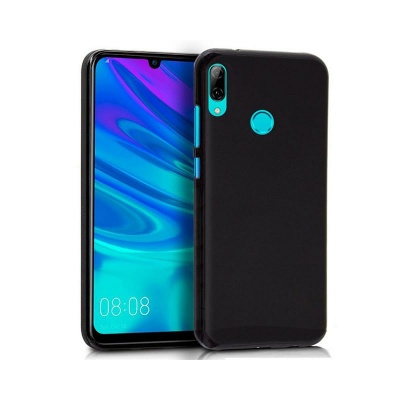 Huawei Y6 2019 Silicon Black Cover