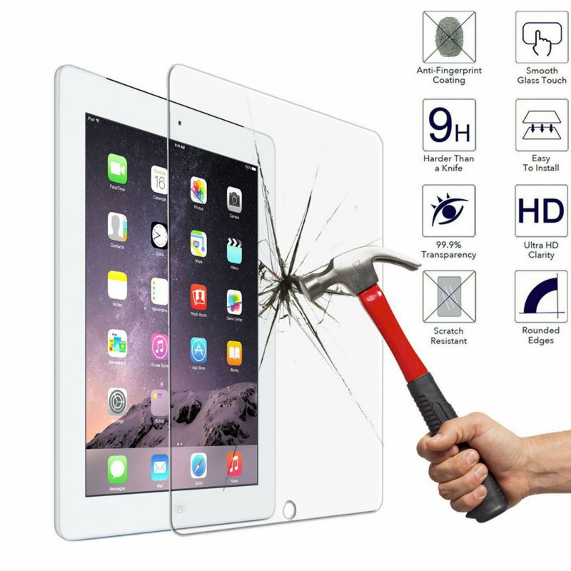 iPad Pro 9.7 Tempered Glass Screen Protector